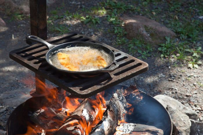 25 Easy Camping Recipes Using 5 Ingredients Or Less Eureka