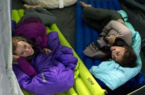 4d7e0c9c155 How to Stay Warm in a Tent While Camping at Night
