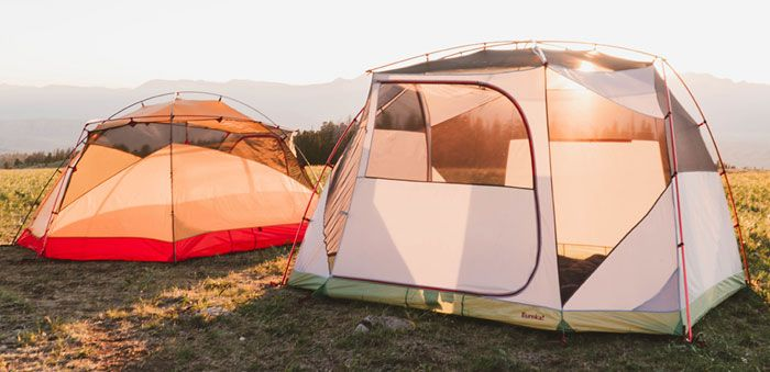 Picture of Eureka tents without rain fly